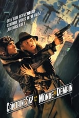 Capitaine Sky et le monde de demain  (Sky Captain and the World of Tomorrow) streaming complet VF HD