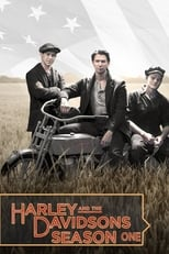 Harley and the Davidsons 1ª Temporada Completa Torrent Dublada