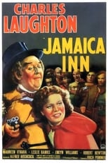 Jamaica Inn (1939) box art