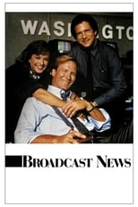 Poster for Broadcast News