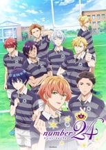 Poster anime number24 Sub Indo