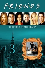 Friends 3ª Temporada Completa Torrent Dublada e Legendada
