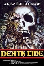 Death Line (1972) Box Art
