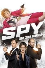 Filmposter: Spy - Susan Cooper Undercover