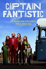 VER Captain Fantastic (2016) Online Gratis HD