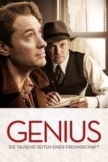 Filmposter: Genius - Die tausend Seiten einer Freundschaft