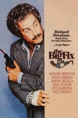 Official movie poster for The Big Fix (1978)
