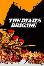 The Devil's Brigade (1968) Box Art