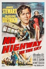 No Highway in the Sky (1951) Box Art