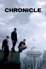 Official movie poster for Chronicle (2012)