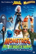Monstros vs. Alienígenas (2009) Torrent Dublado e Legendado