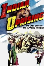 Indian Uprising (1951) Box Art