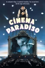 Poster for Nuovo Cinema Paradiso