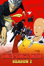 One Punch Man 2ª Temporada Completa Torrent Legendada