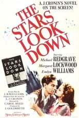 The Stars Look Down (1939) Box Art