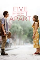 Five Feet Apart poster image