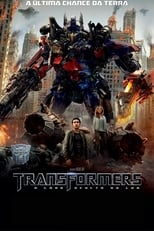 Transformers: O Lado Oculto da Lua (2011) Torrent Dublado e Legendado