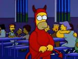 Os Simpsons: 4 Temporada, Episódio 21
