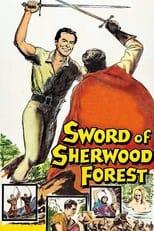 Sword of Sherwood Forest (1960) Box Art