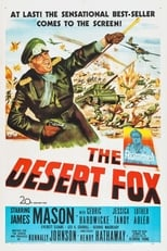 The Desert Fox (1951) Box Art