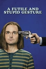 Poster for A Futile and Stupid Gesture