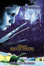 Edward Mãos de Tesoura (1990) Torrent Dublado e Legendado