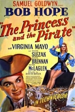 The Princess And The Pirate (1944) Box Art