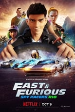 Fast & Furious: Spy Racers - Staffel 2