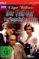 Edgar Wallace - Der Fall der verängstigten Lady