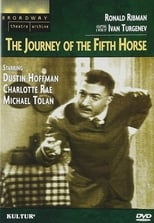 Official movie poster for The Journey of the Fifth Horse (1966)