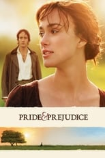 Official movie poster for Pride & Prejudice (2005)
