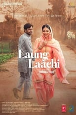 Image Laung Laachi (2018) DVDRip Esub 720p Punjabi movie  Free Download