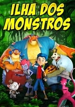 A Ilha dos Monstros (2017) Torrent Dublado e Legendado