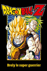 Image Dragon Ball Z Film 08 – Broly, Le Super Guerrier