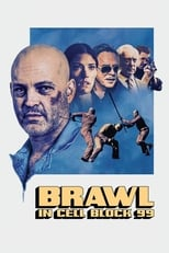 Poster for Brawl in Cell Block 99