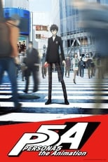 Persona 5 The Animation 1ª Temporada Completa Torrent Legendada