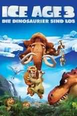 Filmposter: Ice Age 3 - Die Dinosaurier sind los