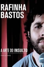 Rafinha Bastos: A Arte do Insulto (2011) Torrent Nacional