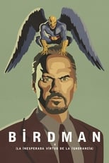 VER Birdman (o la inesperada virtud de la ignorancia) (2014) Online Gratis HD