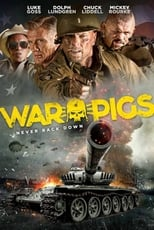 War Pigs (2015) Box Art
