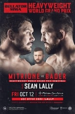 Bellator 207: Mitrione vs. Bader