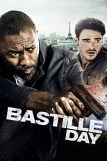 Filmposter: Bastille Day