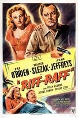 Riff-Raff (1947) Box Art
