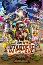 Film One Piece: Stampede streaming VF gratuit complet