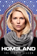 Homeland 8ª Temporada Completa Torrent Legendada