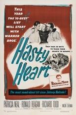 The Hasty Heart (1949) Box Art