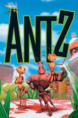 Antz (1998) Box Art