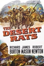 The Desert Rats (1953) Box Art
