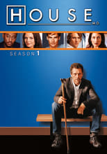 Dr. House 1ª Temporada Completa Torrent Dublada e Legendada
