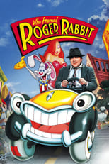 Official movie poster for Who Framed Roger Rabbit (1988)